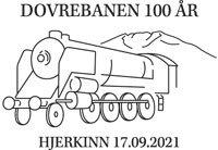 Dovrebanen100arHjerkinn