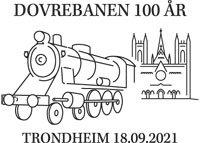 Dovrebanen100arTrondheim